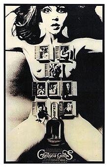 Chelsea Girls' Poster