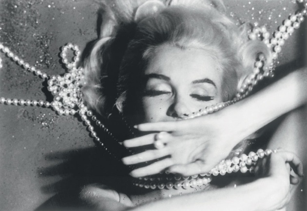 Marilyn Monroe by  Bert Stern.