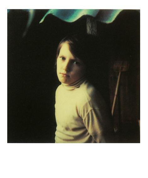 Polaroid by Andrei Tarkovsky, 1979-84 © Андрей Тарковский/Ultreya, Milano