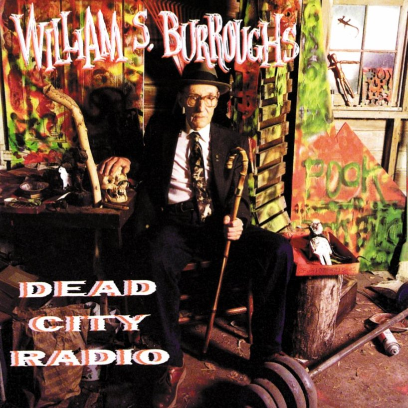 Click for Burroughs' Dead City Radio