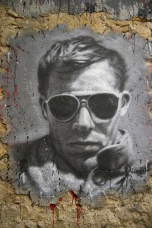 Hunter_S._Thompson_graffiti_1