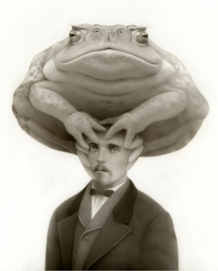 Oscar and the Truth Toad
