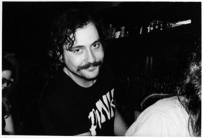 6. Music journalist Lester Bangs (1977).