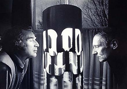 Brion Gysin, William S. Burroughs and The Dream Machine