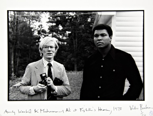 Victor-Bockris-Andy-Warhol-Muhammad-Ali-at-Fighters-Haven-1978-580x442