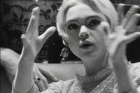 Photo of Edie Sedgwick from Danny William's film entitled Harold Stevenson.