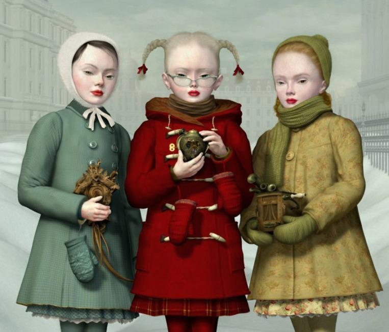 11-friends-oil-painting-caesar