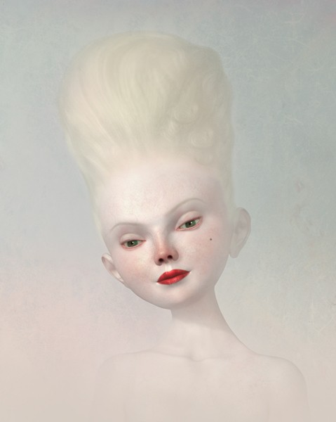 22-guardian-study-painting-by-ray-caesar