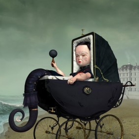 25-pollux-painting-by-ray-caesar