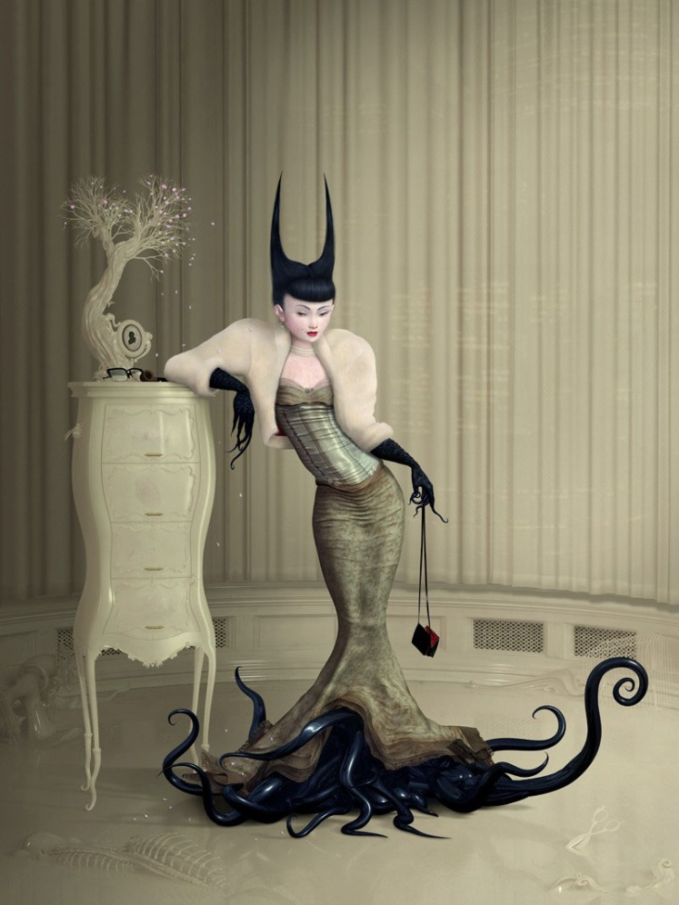 3-silent-partner-painting-by-ray-caesar
