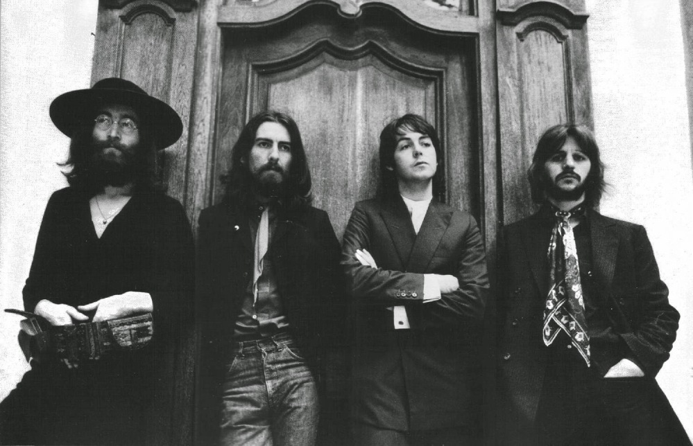 The Beatles- Last Photo Session, 1969