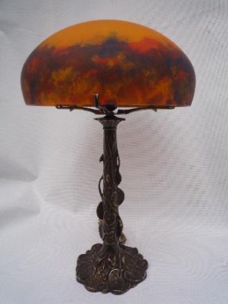 lampe-pate-de-verre-art-nouveau-capucine