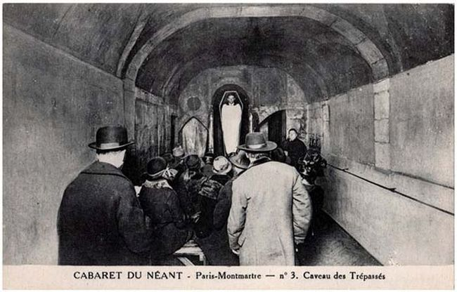 Le Cabaret du Néant