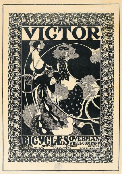 William_Henry_Bradley_-_Victor_Bicycles_-_Google_Art_Project