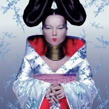 Alexander McQueen · Bjork Album Cover