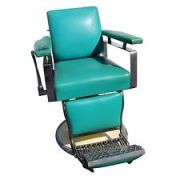 This is the exact same KOKEN Mohawk Barber Chair models with a built in hashtray that I used to ow. All 3 of them identical.