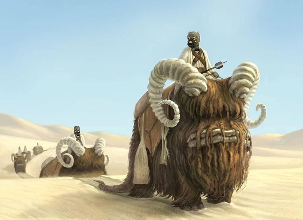 Bantha_procession_TCG_Edge_of_Darkness