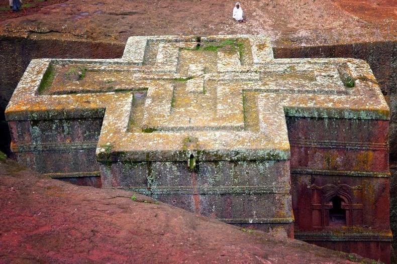 The Lalibela Churches