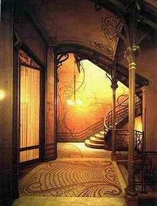 Tassel Hotel by Victor Horta