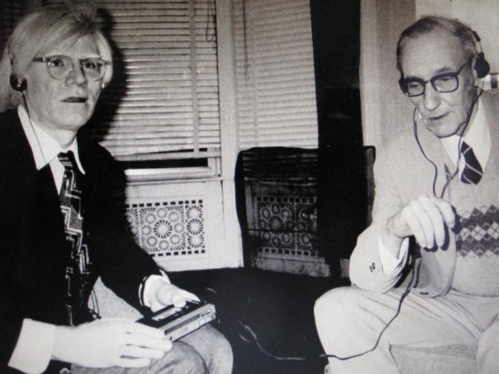 Burroughs Warhol