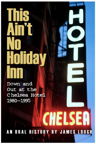 Book Review — Living in the Chelsea Hotel