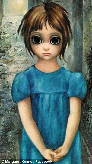 Click for Margaret Keane Homepage