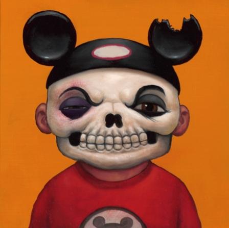 Mouseketeers Bones