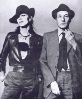 Bowie and Burroughs