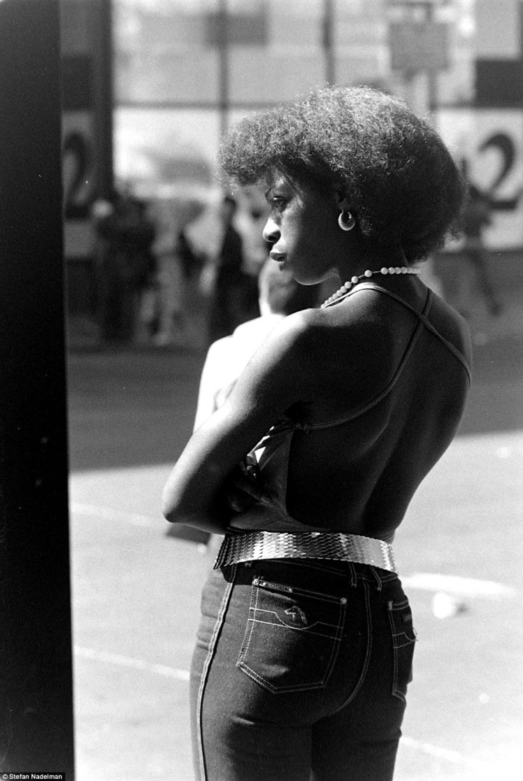 Nadelman's hundreds of photographs from the 1970s and early 1980s capture the mood and fashion of a New York in Midtown Manhattan that no longer exists