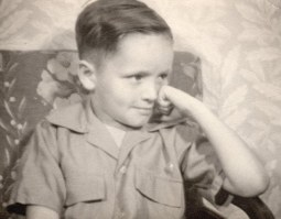 No Name, age 5