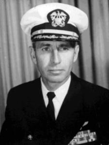 Admiral George Stephen Morrison
