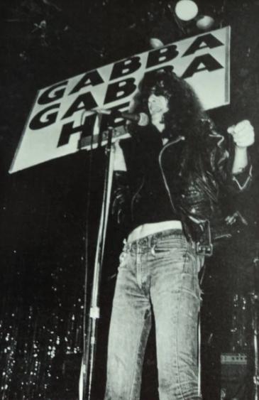 Joey Ramone (Ramones!)