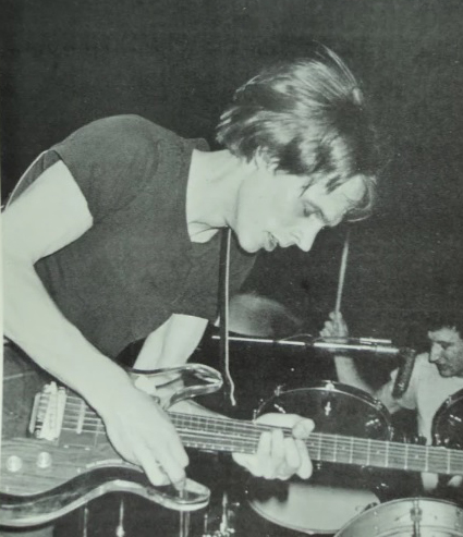 Tom Verlaine from Television