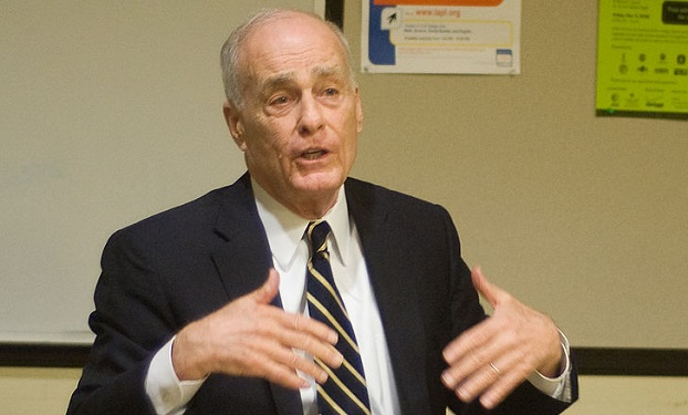 Vincent Bugliosi, photo by Damon D'Amato